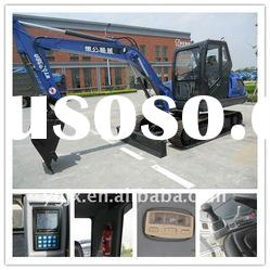 New 8 ton crawler excavator, 2012 new style for special design