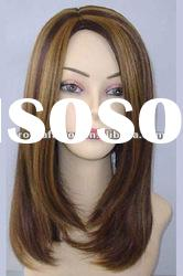 New Design Hot Sell Top Quality cheap silk top full lace wigs 70