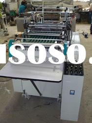 New heat-sealing & Heat-cutting shopping bag making machine