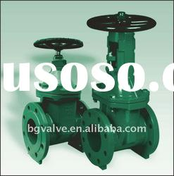 New type DIN3352 F4 Resilient Gate Valve