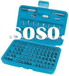 PROFESSION HAND TOOLS-100PC SCREWDRIVER BIT SET
