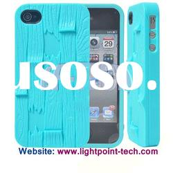 Plastic Plank Case for iPhone 4s