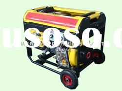 Portable Diesel Generator Set with CE and Wheels