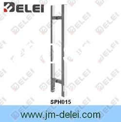 SPH015 Square tube H pull handle