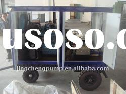 Sea Water Resisting High Pressure Cleaning machine water jet