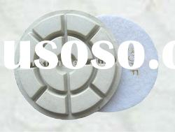 Super Thick Diamond Resin Floor Grinding Pad for Marble, Granite,Concrete