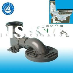 Toilet fittings Sewerage Pipe T3303-230