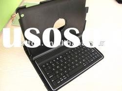Ultrathin Bluetooth Keyboard with leather case