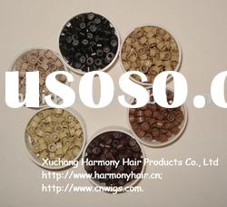 WHOLESALE silicone micro ring/micro beads/micro links