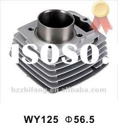 WY125 motorcycle cylinder block(electric-start)