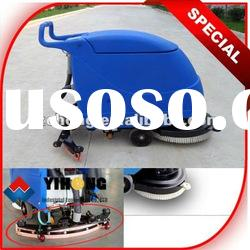 YHFS-580H Walk behind type cheap floor scrubber