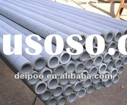 (china stainless steel pipe manufacturer) 316Ti stainless steel seamless pipe