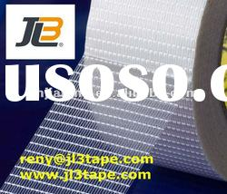 adhesive fiberglass tape JLW-302C, OPP, cross filament tape,packing tape,carton sealing tape