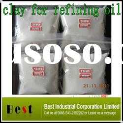 bentonite powder for filtrating oil