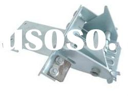 bottom bracket, garage door hardware, door component, door accessary