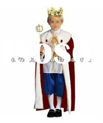 bscc-1885 King Halloween Child Costume