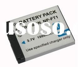digital camera lithium battery NP- FT1 for sony