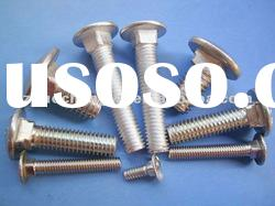 din603 stainless steel carriage bolts