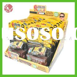 eco-friendly full printed durable candy packaging box