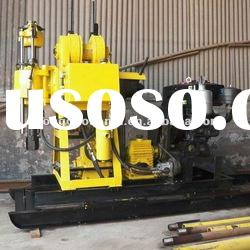 electric motor drilling rig/hydraulic well rig/130m drilling depth drilling rig