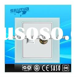 electric wall plate TVDP pole wall switch and socket