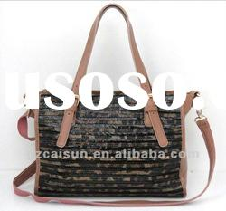 factory handbags fashion leather lady handbag