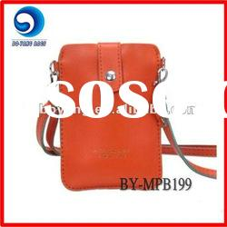 fashion mobile phone pouch/ cell phone shoulder bag