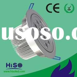 hot sales !!! indoor 12*1W high power led down light housing