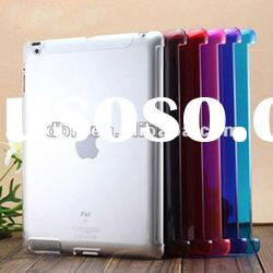 hot sell for new ipad case with plastic material