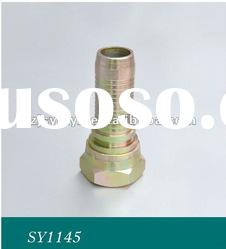 iron and brass pipe fitting bnc quick connector with high quality