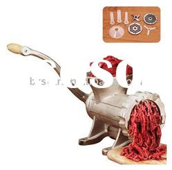 manual cast iron meat mincer / meat grinder