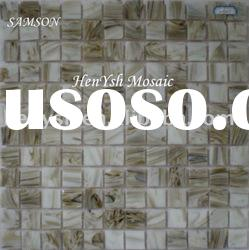 mosaic,glass mosaic,swimming pool tile,glass tile Samson