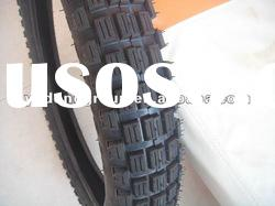 motorcycle tyre and inner tube 4.00-17