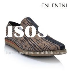 new design men casual shoes summer 2012