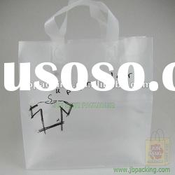 newest plastic shopping bags for gift(JA-120107)