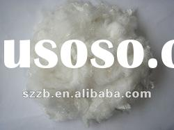 raw white recycled polyester fiber size in 2.5d/3d*51mm
