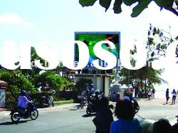 shenzhen P16 full color led display for outdoor fixed use