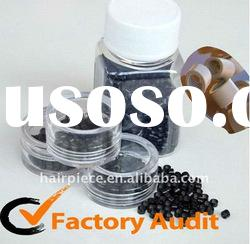 silicone micro beads for hair extension