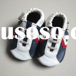 soft sole leather baby shoes prewalker booties