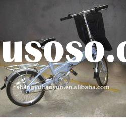 solar power bicycle with aluminum alloy