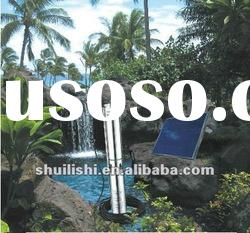 solar power system water immersible pump Environmental Protection and Energy Conservation