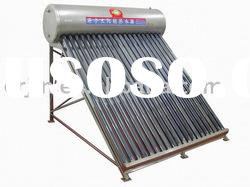 solar water heater--compact non pressurized solar water heater