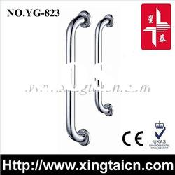 stainless steel double sided door handle