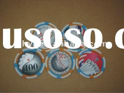sticker poker chips| casino poker chips| new design poker chips| logo chips