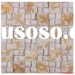 stone and marble mosaic tilefree mosaic tile pattern,cheap mosaic tiles