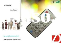 universal air-conditioner remote control