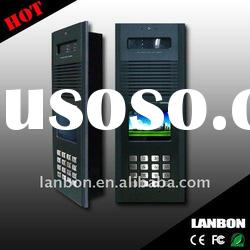 video door phone system apartment buildings