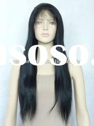 wholesale cheap brazilian/indian synthetic remy full lace wig accept paypal