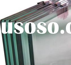 window glass tempered glass smart price from Jinan Paneuropean glass company of China