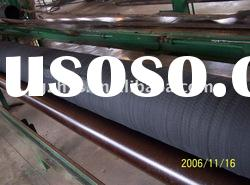 wove surface fabric reinforced abrasion resistant rubber water suction hose